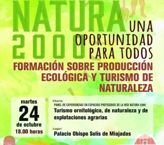 Turismo ornitológico, de naturaleza y de explotaciones agrarias