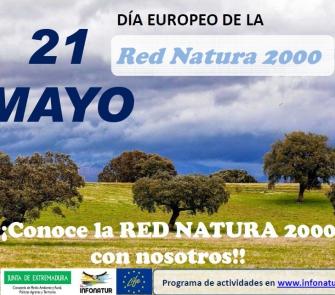 21 DE MAYO DE 2018 - DÍA DE LA RED NATURA 2000
