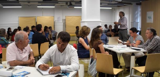 La Fundación Biodiversidad traza la estrategia para formar a gestores y usuarios de la Red Natura 2000 marina
