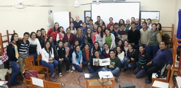 Colaboración entre la Dirección General de Medio Ambiente de la Junta de Extremadura y el Organismo de Parques Nacionales de Argentina APN a través del proyecto Infonatur 2000